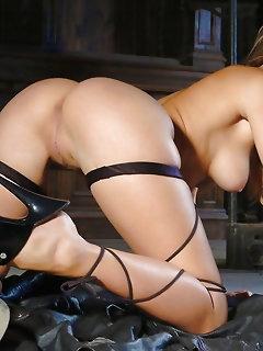 Stocking Babes Erotica pics