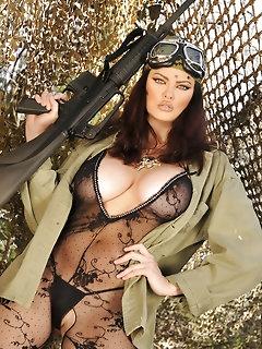 Bodysuit Babes Erotic Pics