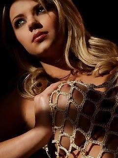 Fishnet Erotic Babes Pics